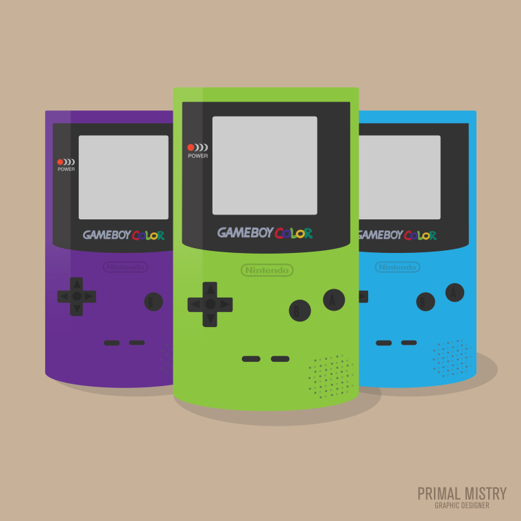 Gameboy Colour