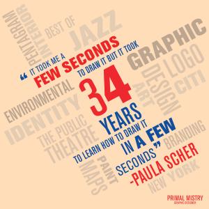 Paula Scher Quote