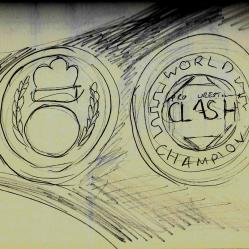 Side Plate Sketch
